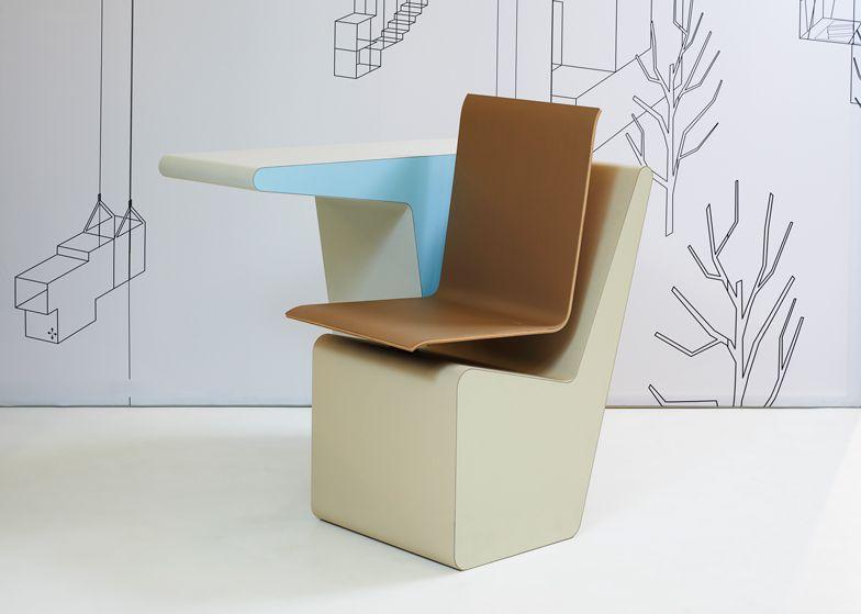 SideSeat | Furniture design, Chair storage, Furnitu