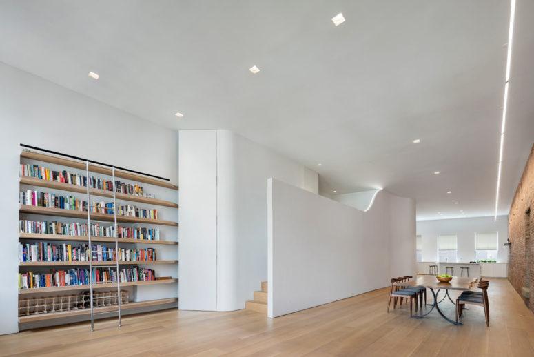 contemporary loft Archives - DigsDi