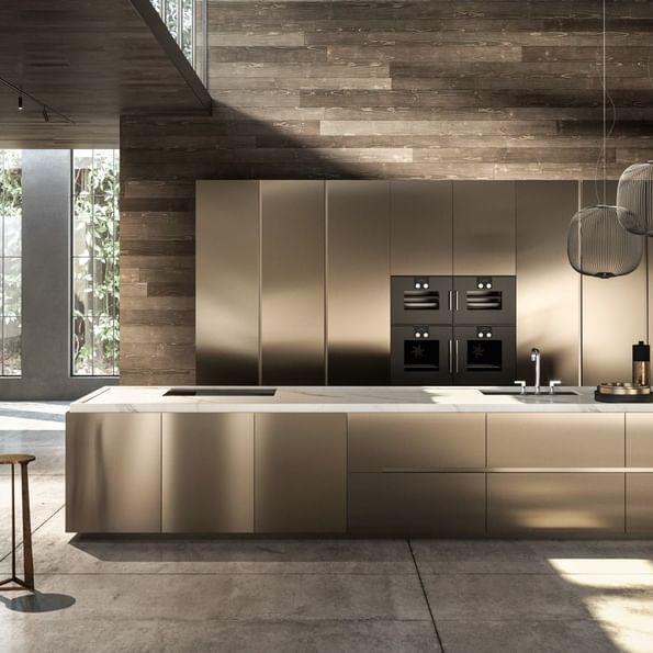 Contempora in 2020 | Kitchen cabinets showroom, Modern kitchen .
