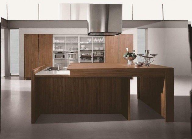 27 Classy Contemporary Italian Kitchen Design Ideas | Modern .