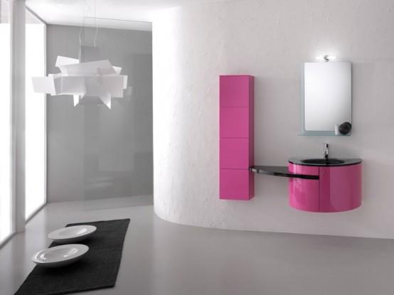 17 Modern Bathroom Furniture Sets - Piaf by Foster - DigsDi