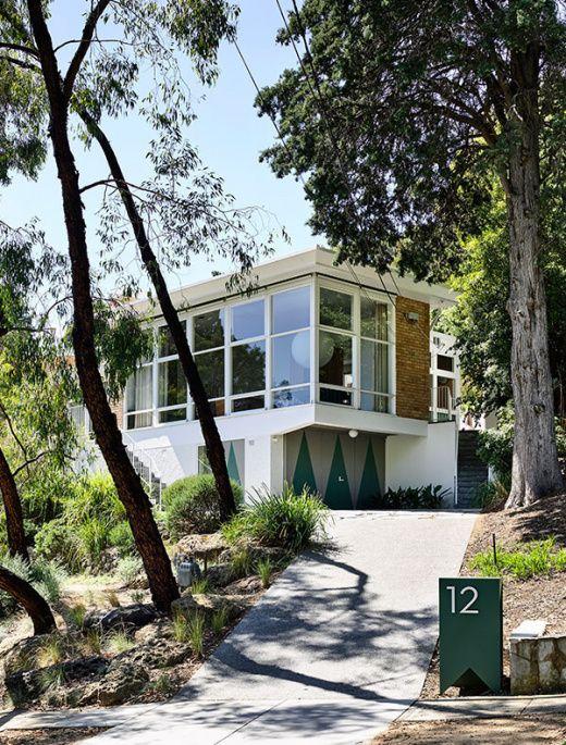 Architect Anatol Kagan's 1950s Home Gets A Kennedy Nolan Upgrade .