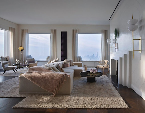 23 High-Style New York City Penthouses | The Stu