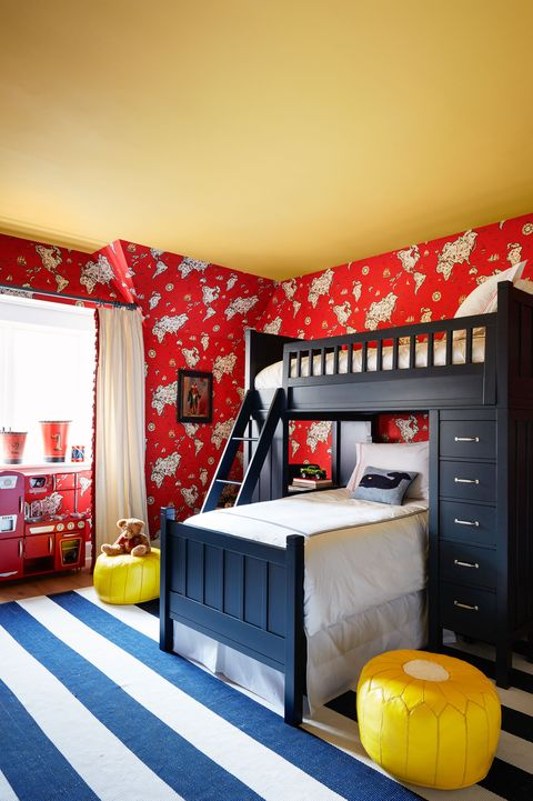 31 Sophisticated Boys' Room Ideas - How to Decorate a Boys' Bedro