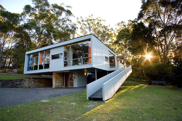Most iconic 20th-century houses | Donna Wheel
