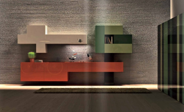 Innovative Kitchen Concept by Lago - the 36e8 Kitchen Suit