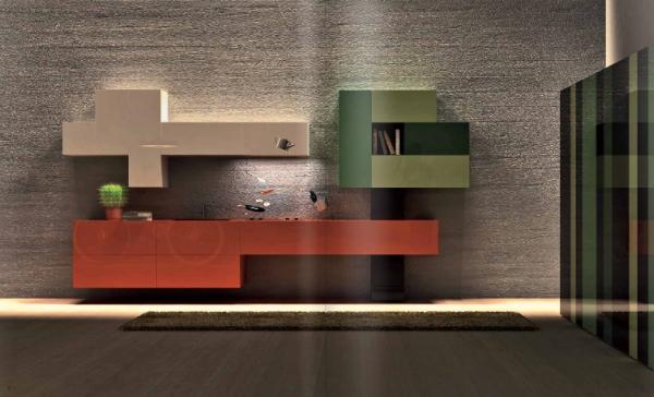 36e8 - Interesting Italian Kitchen Design by Lago - DigsDi