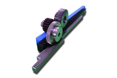 Gear Rack and Pinion | KHK Gea