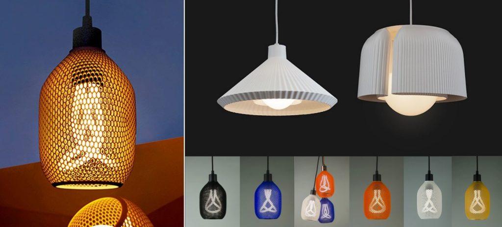 Plumen 3D Printed Lamp Shades   3DPrinting.Lighti