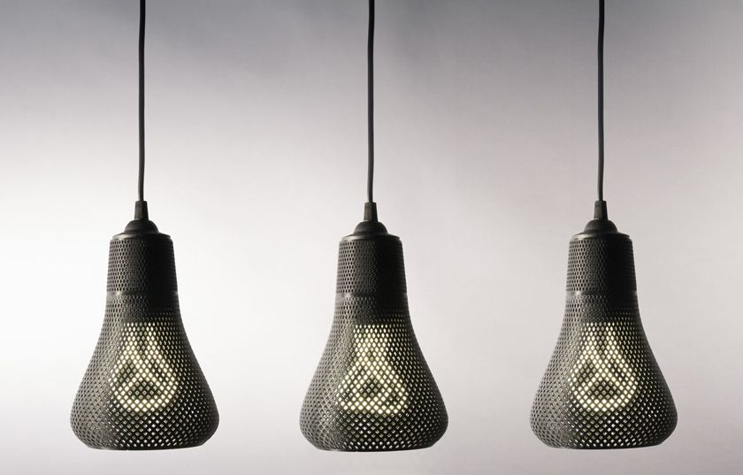 Light up the Room - 5 examples of 3D Printed Lamp Designs   Light .