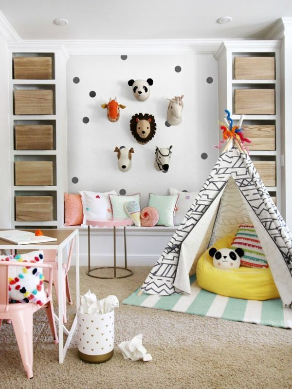 Playroom Makeover Ideas | Διακόσμησης τάξης, Διακόσμηση σπιτιού .