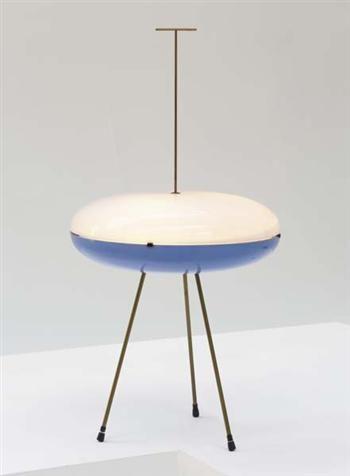 Gio Ponti floor lamp Pinned for FarOut www.faroutny.com, @faroutny .