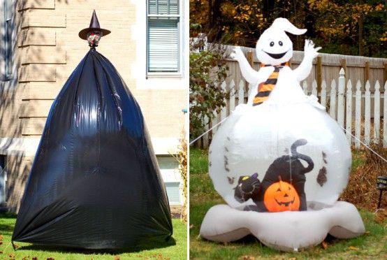 90 Cool Outdoor Halloween Decorating Ideas | DigsDigs | Halloween .