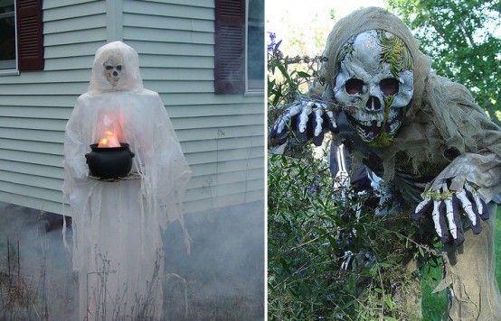 outdoor halloween | Halloween | Outdoor halloween, Halloween .