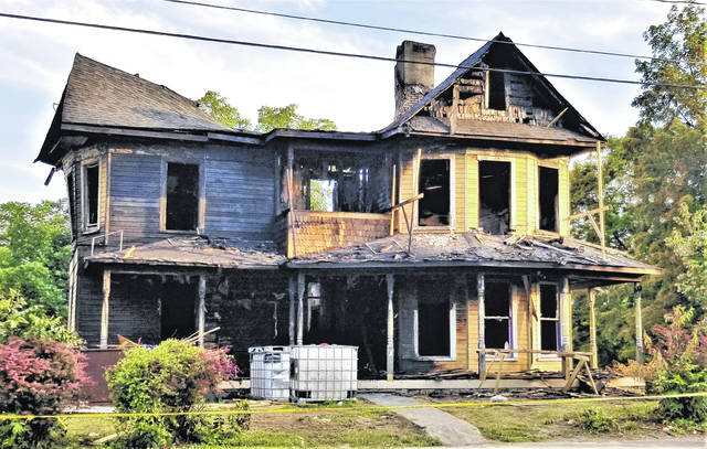 City home has been hit by fire before | Mt. Airy Ne