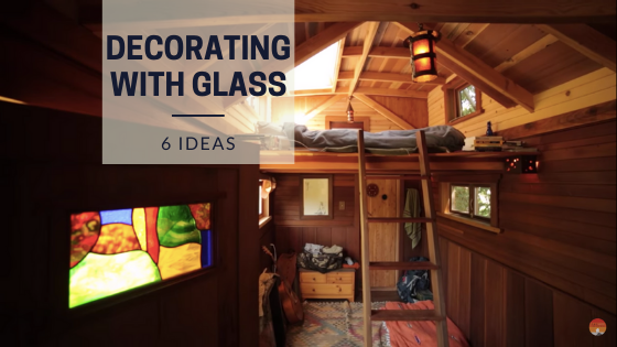 Tiny House Expedition | 6 Ideas for Using Glass in Your Tiny House .