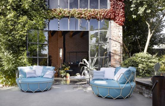 Adorable Garden Furniture Collection From Roberti Rattan - DigsDi