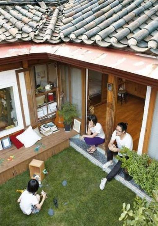 48 Adorable Japanese Courtyard Decor Ideas To Have Asap in 2020 .