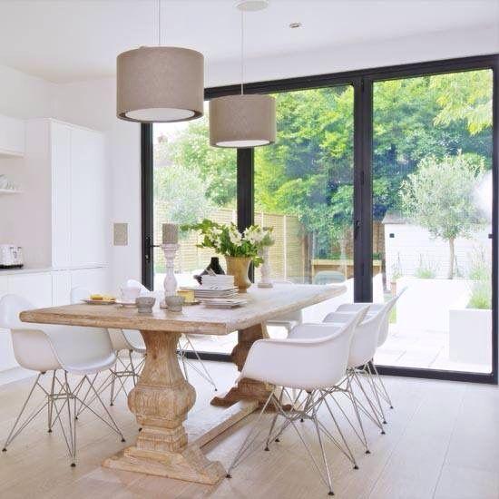 Pin by Milanie Ceramics on Beautiful Home | White modern kitchen .