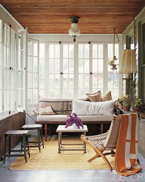 28 Airy Scandinavian Sunroom Designs | DigsDigs | Sunroom designs .