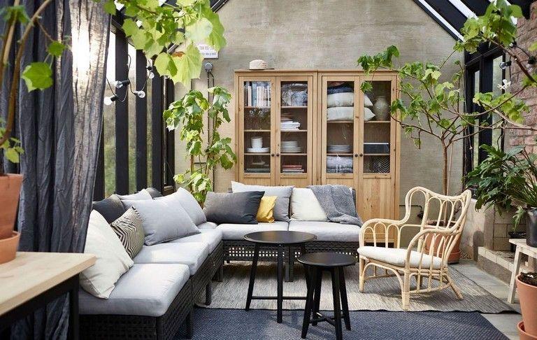 45+ Best And Airy Scandinavian Sunrooms Design Ideas | Outdoor .