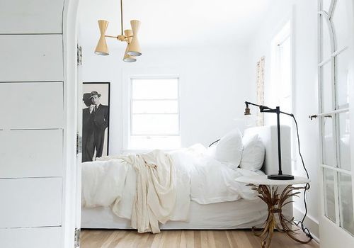 Love All-White Interiors? An Interior Designer Shows Us H