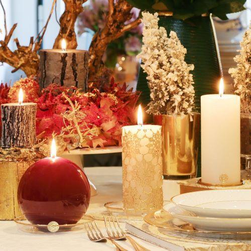 40 Amazing Christmas Candles 2019 - TOP Stylish Decoratio