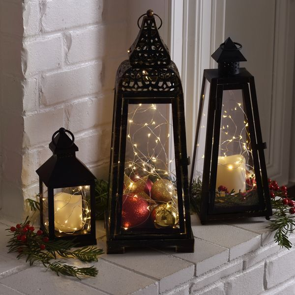 65 Amazing Christmas Lanterns For Indoors And Outdoors | Christmas .