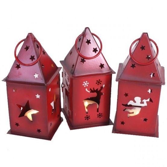 Photos of Christmas lanterns   41 Amazing Christmas Lanterns For .