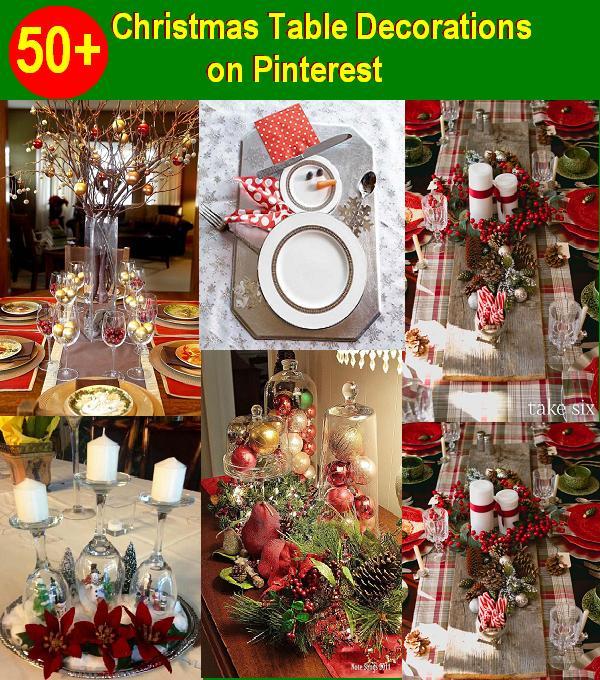 Christmas Table Decorations 2019 - Christmas Celebration - All .