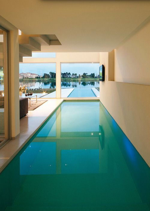 23 Amazing Indoor Pools To Enjoy Swimming At Any Time | Indoor .