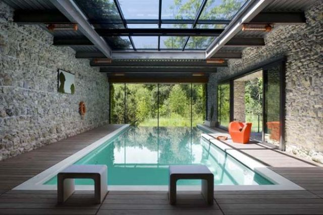 Amazing Indoor Pools To Enjoy Swimming At Any Time (With images .