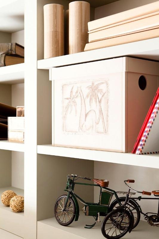 Amazing Kid's Room Design In Calm Shades - DigsDi