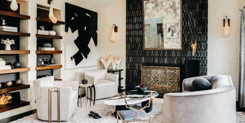 54 Luxury Living Room Ideas - Stylish Living Room Design Phot