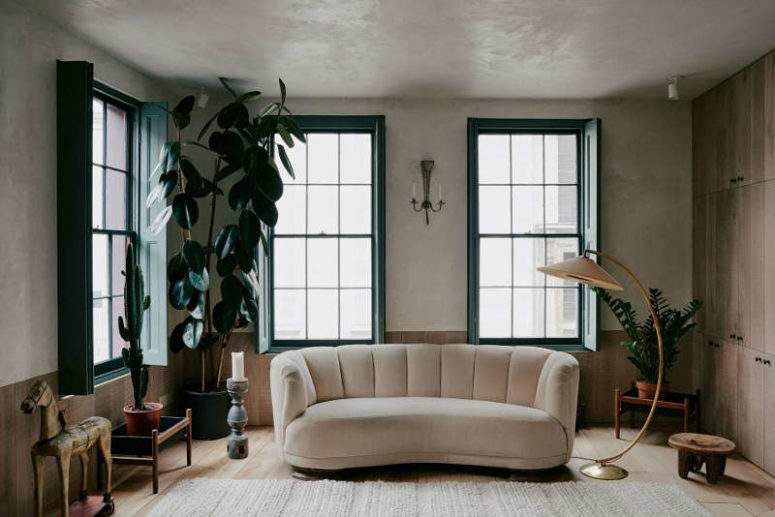Weaver's House Combining Antique And Contemporary - DigsDi