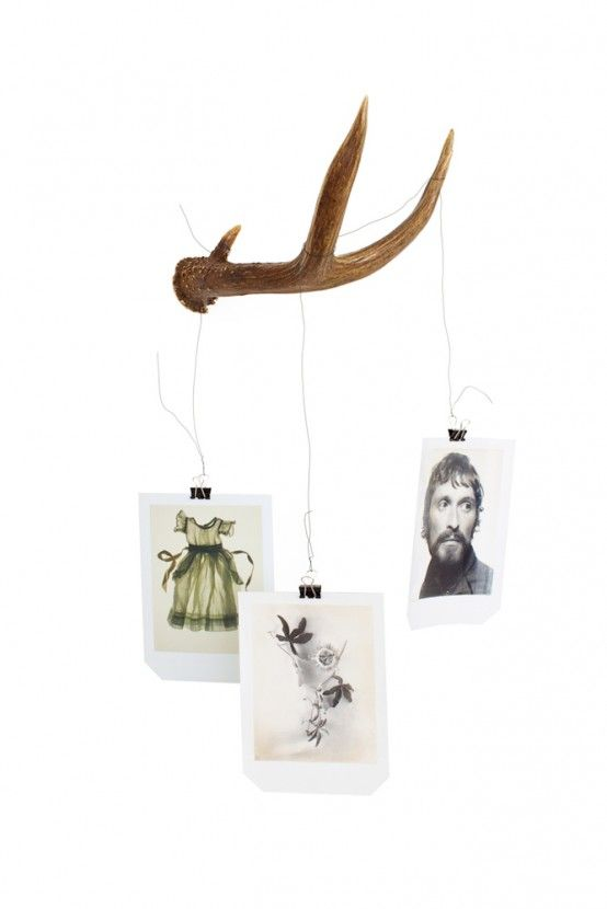 Antler Holders and Hooks To Decorate Your Home (With images .