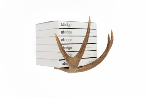 Design Inspiration: Antler Holders and Hooks To Decorate Y… | Flic