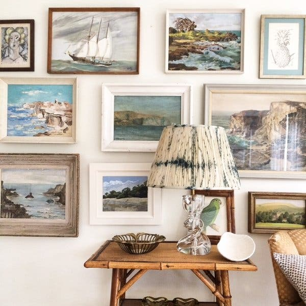 Creating a Gallery Wall? Don't Start Hammering Yet - The New York .