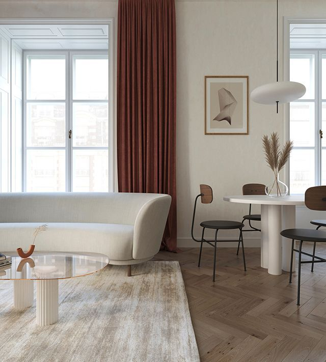 A Nordic Style Apartment in Budapest by Andi Juhász (The Design .