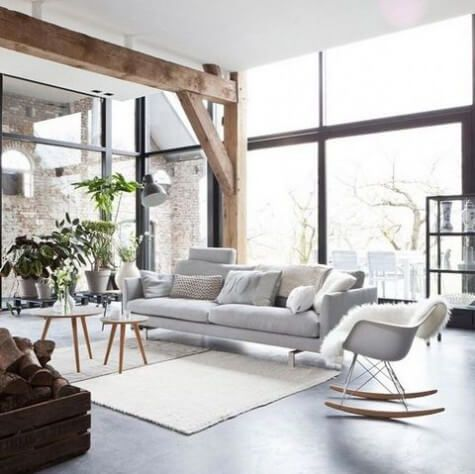 classic-nordic-style-apartment (7) | How to organi