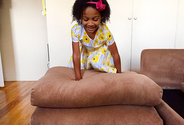Build an Indoor Obstacle Course for Kids in 7 Easy Steps .