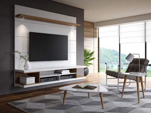 Modern Entertainment Center Design Ideas - 2020 Guide .