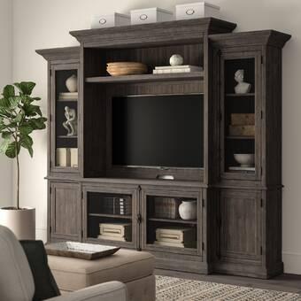 "Greyleigh™ Amoret Entertainment Center for TVs up to 70""   Wayfa"
