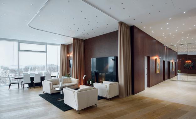 Transparent Interior Design Enhancing Modern Apartment Ideas with .