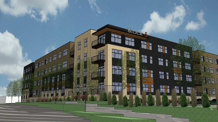 Sweet Water Organics developer Milhaus plans 274 apartments at The .