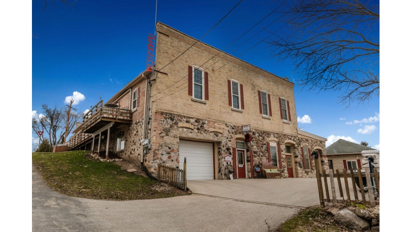 121 S Menomonee St 123, 124 Mill St, Theresa, WI 53091 Home for .