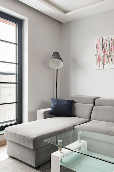 Relaxed Apartment in a Former Brewery near Old Town - Apartments .