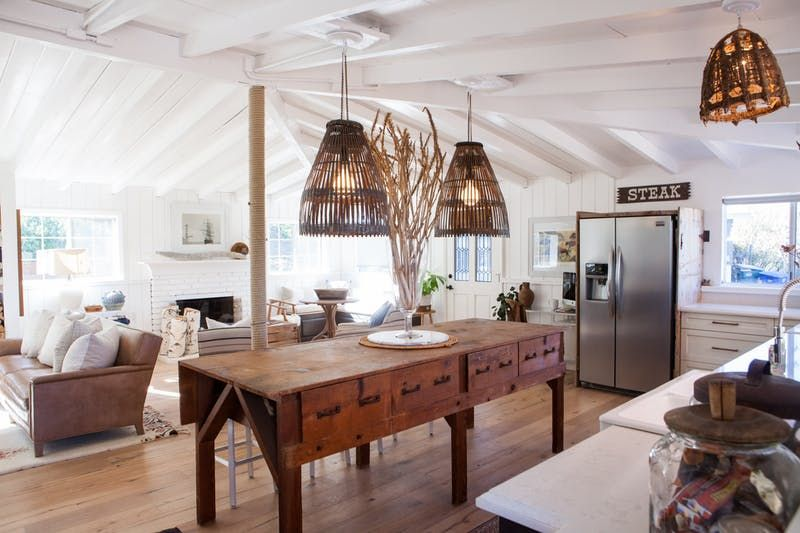 This Traditional Kitchen with Rustic Touches is the Best of Both .