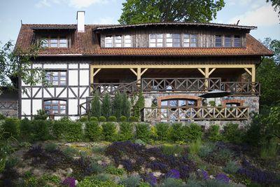 Villa SzaraSowa suites& apartments; comfort, rustic touch, garden .