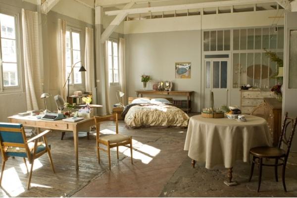 Studio Apartment - One Day | Parisian apartment decor, Chic living .